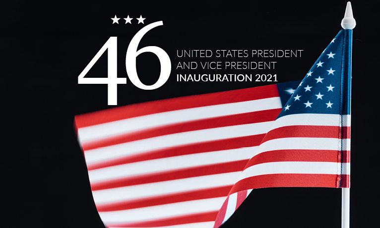 "Featured image for ""Inauguration 2021"""