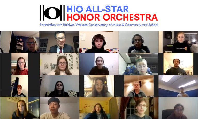 "Featured image for ""Ohio All-Star Honor Orchestra"""