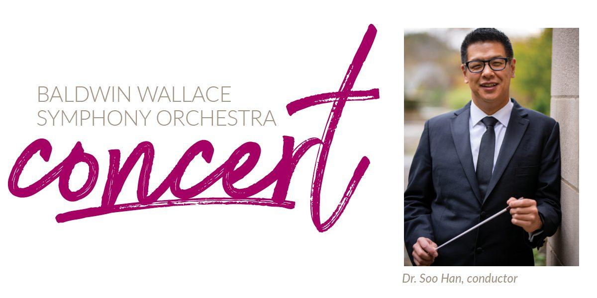 Virtual Concert: Baldwin Wallace Symphony Orchestra