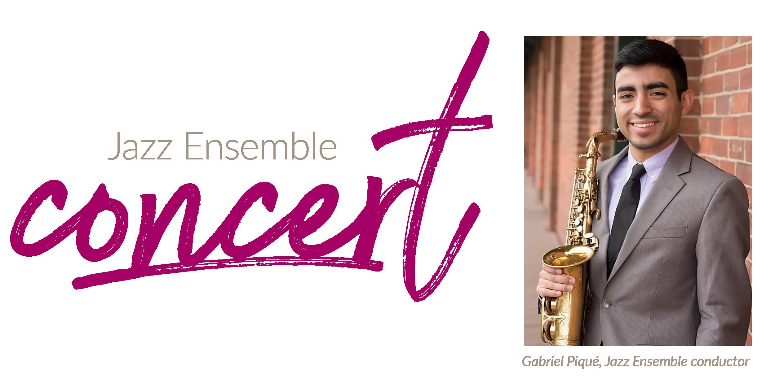 BW Jazz Ensemble Concert