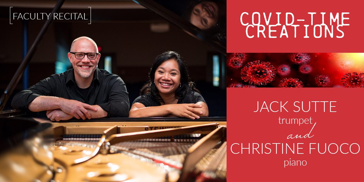 Faculty Recital: Jack Sutte and Christine Fuoco